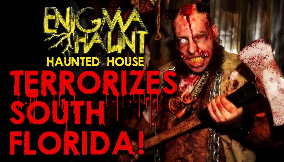 Enigma Haunt in Florida