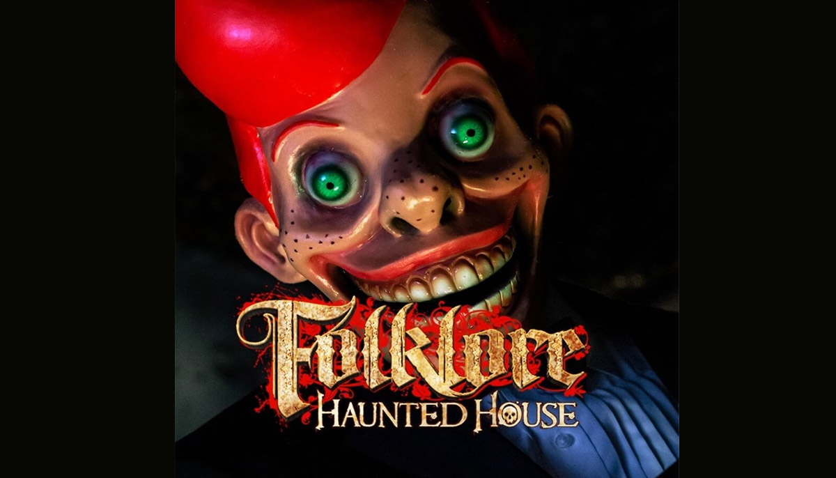 Folklore Haunted House