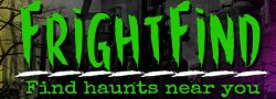 FrightFind Haunted House Banners