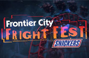 FRONTIER CITY HAUNTED THEME PARK – FRIGHT FEST