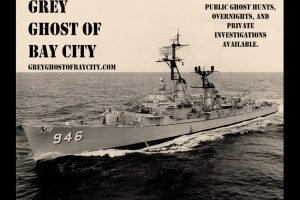 Grey Ghost - USS Edson Ghost Tours in Bay City, MI