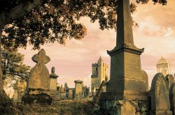 Most Haunted Cemeteries in America