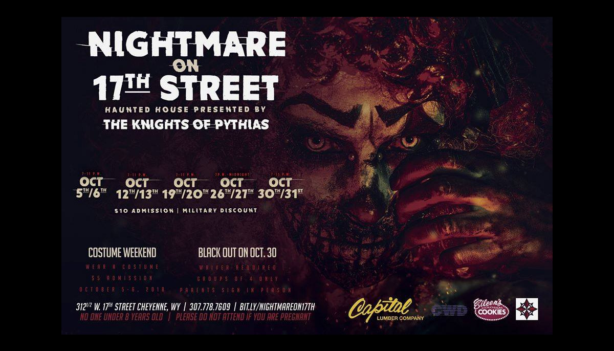 Nightmare on 17th Street