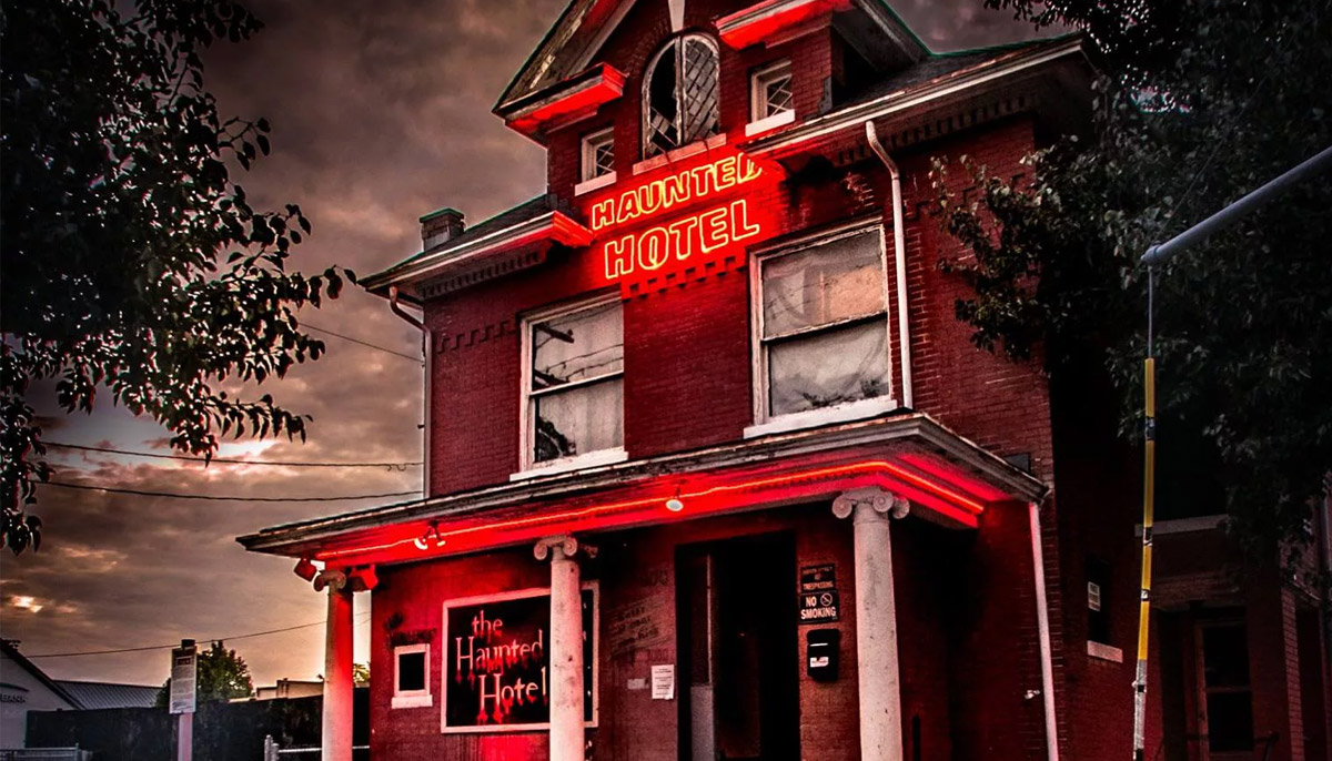 THE HAUNTED HOTEL – KENTUCKY