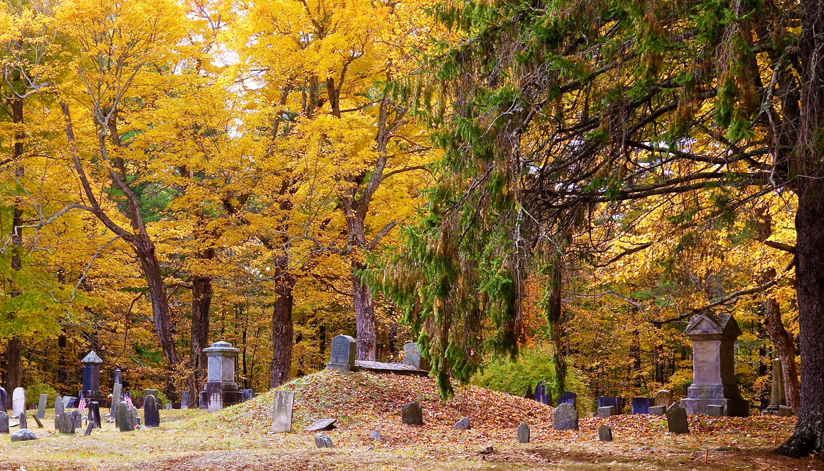 The Haunted Smith Anderson Cemetery