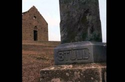 Haunted Stull Cemetery