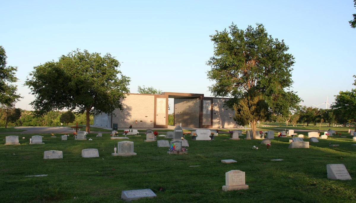 The Haunted Lubbock Cemetery