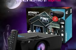 Win Over $800 in Halloween Digital Decorations from AtmosFX