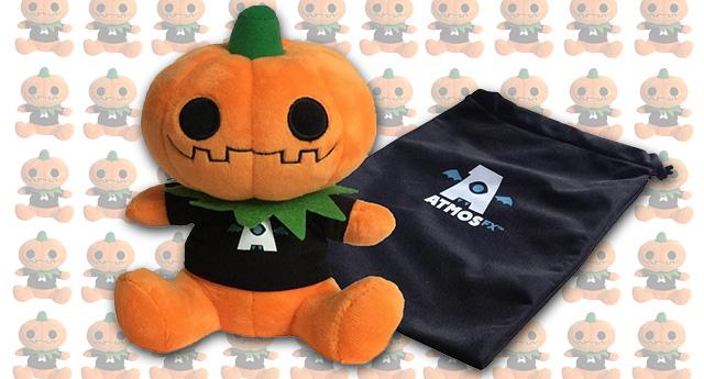 Gourdy the pumpkin plushies