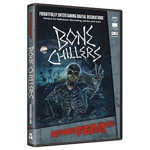 Fright Props - Bone Chillers DVD