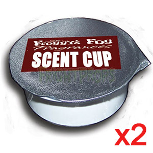 Zombie & Rotting Decay Scent Cups - Fright Props