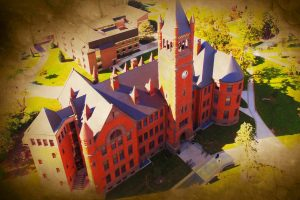The Haunted Gettysburg College