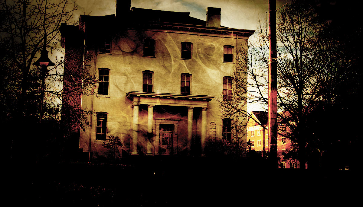 The Haunted Gettysburg College - Stevens Hall