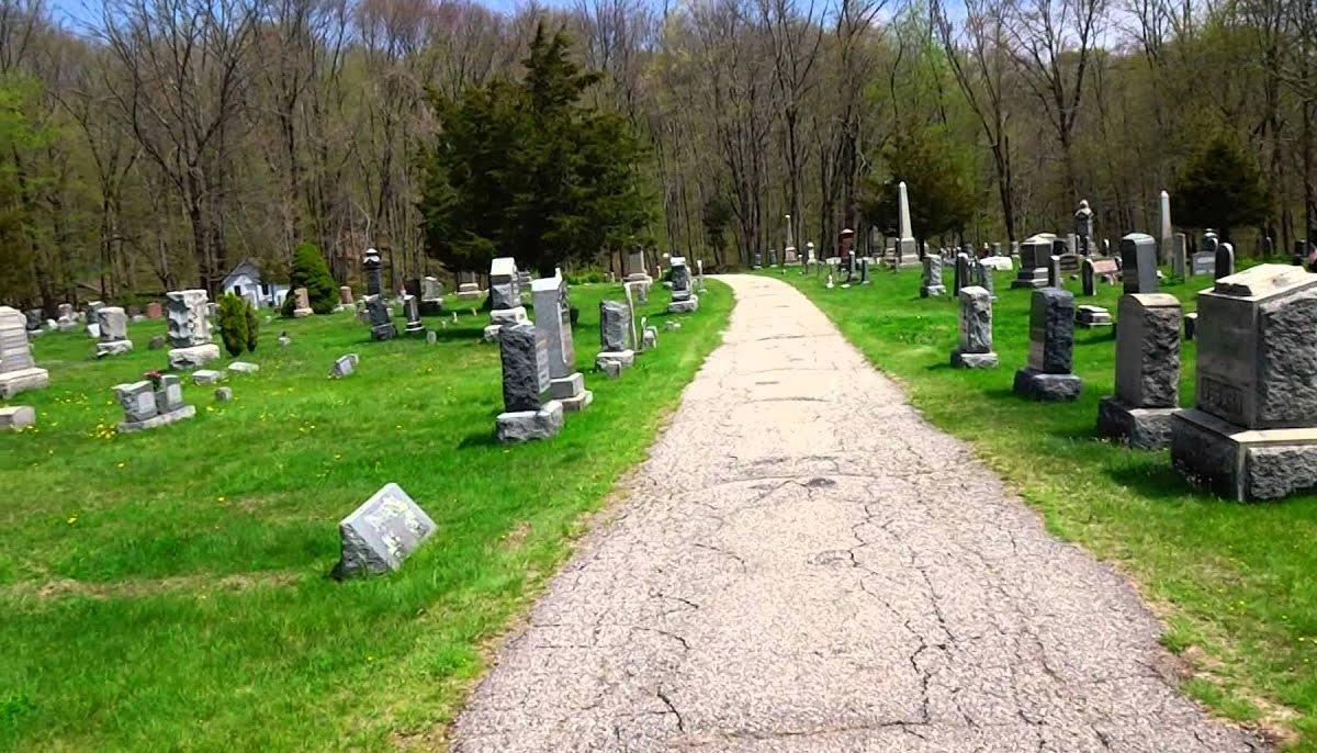 The Haunted Stepney Cemetery