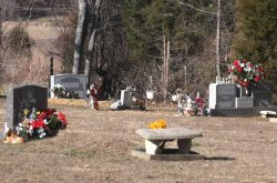 The Haunted Grandview Cemetery-cemetery