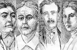 The Bloody Benders Family