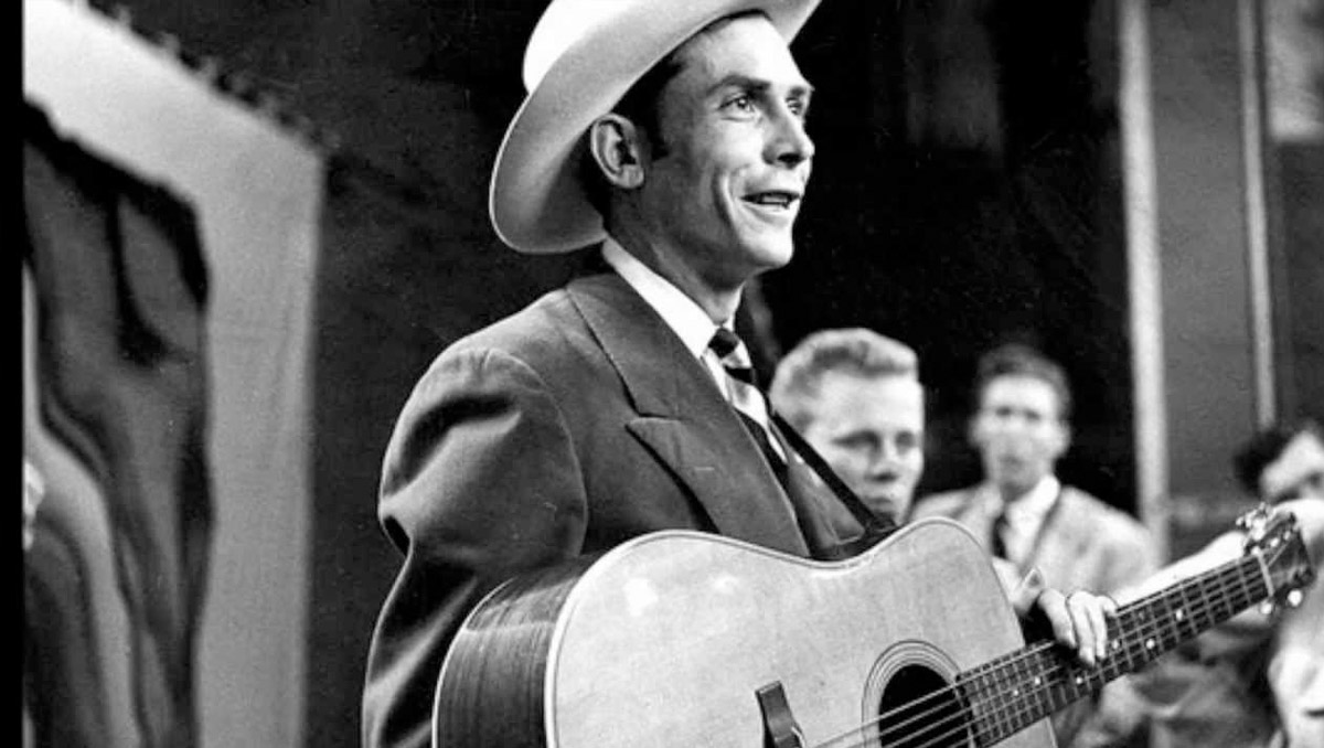 Hank Williams At The Haunted Ryman Auditorium