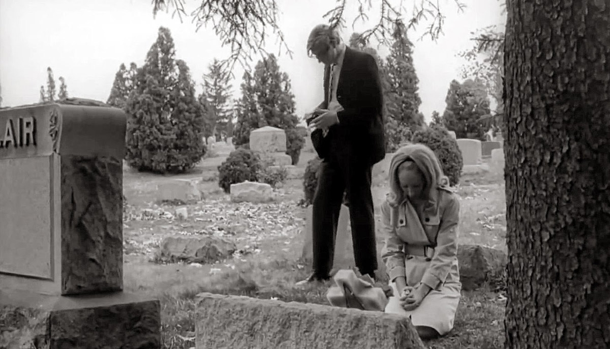 Night of the Living Dead Cemetery