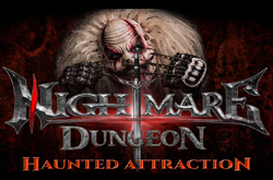 Nightmare Dungeon Haunted Attraction in Greenville, South Carolina