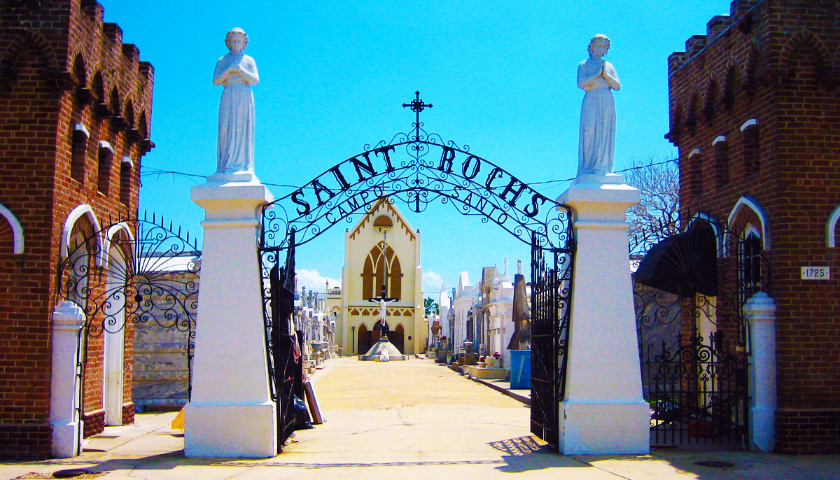 St. Roch Cemetery, New Orleans