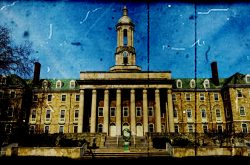 Haunted Penn State University