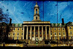 Haunted Penn State University