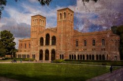 UCLA Haunted