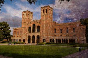 UCLA Haunted