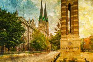 The Haunted Marquette University