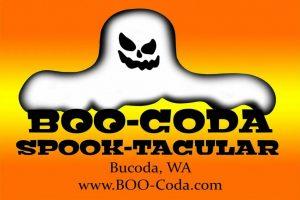 Boo-Coda Haunted House