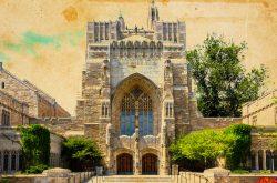 Haunted Yale University