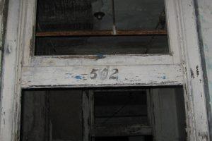 The Waverly Hills Sanatorium Room 502
