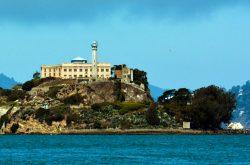 Haunted Alcatraz Island