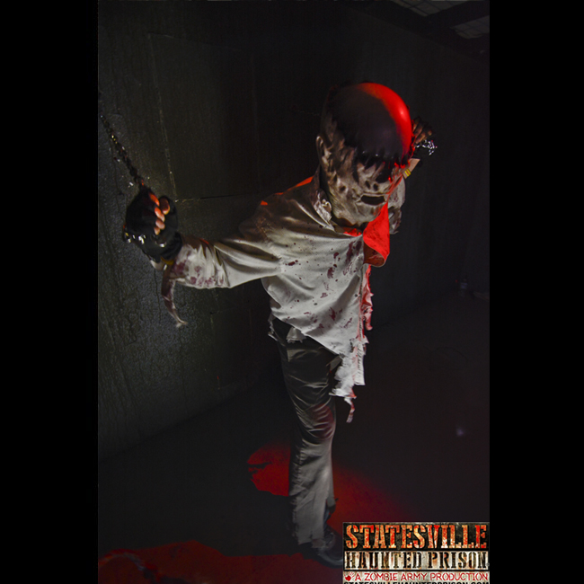 Statesville Haunted Prison in Lockport, IL - FrightFind
