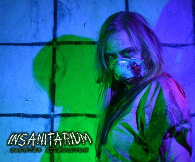 insanitarium - Halloween Attractions In Alabama