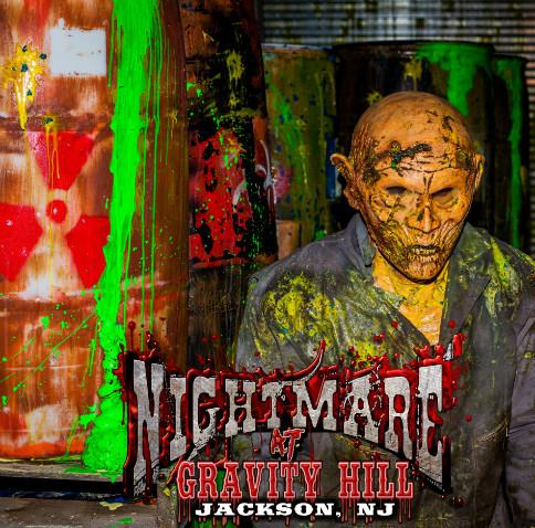 Nightmare at Gravity Hill - New Jersey Haunted House